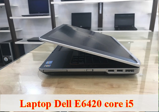 Laptop Dell Latitude E6420 core i5