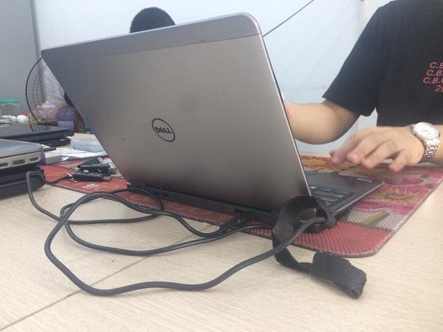 Dịch vụ sửa chữa laptop bình dương