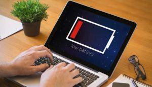 3 Cách phục hồi pin laptop đơn giản