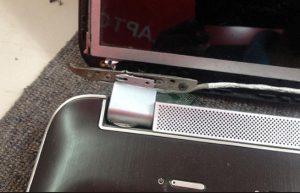 Thay bản lề laptop ASUS