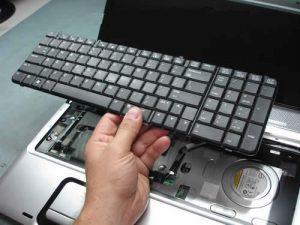 4 lỗi hỏng bàn phím laptop phổ biến và thường gặp nhất