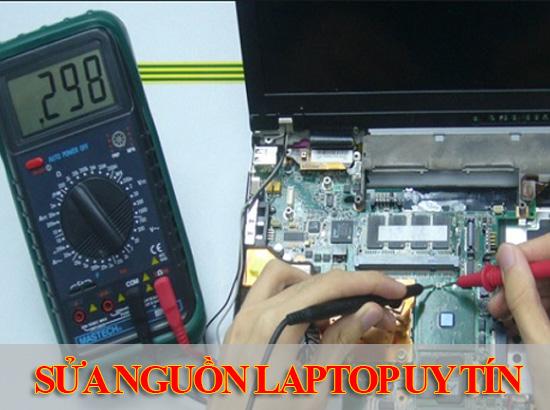 Sửa chữa laptop Bình Dương - sửa nguồn laptop, thay nguồn laptop