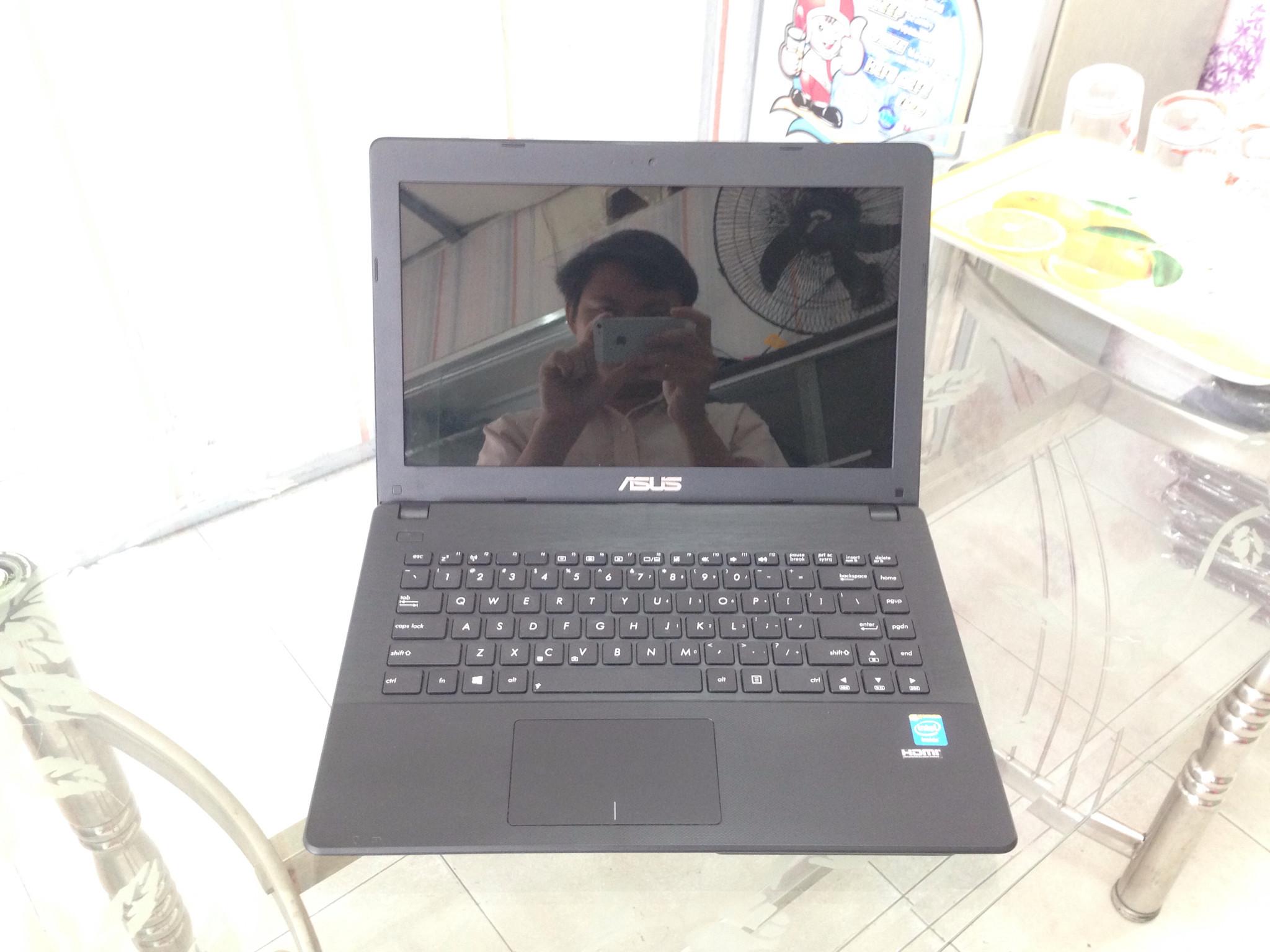 Laptop Asus F451CAP core I3 - 3217U