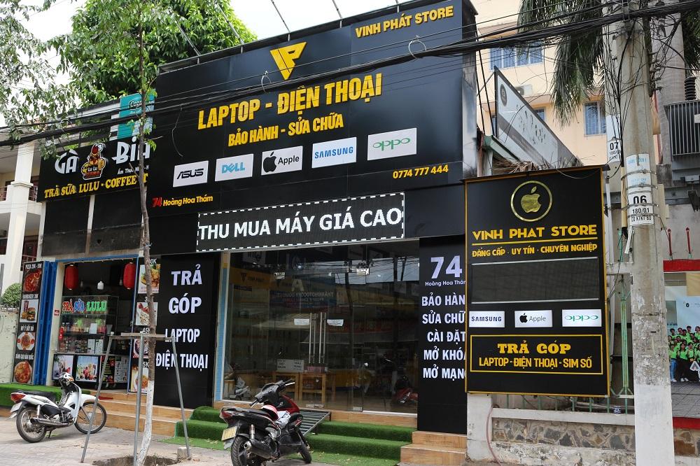 Sửa laptop Bình Dương uy tín – Vinh Phát Store